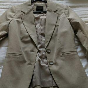 The Limited, tan blazer